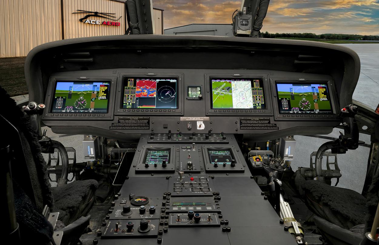 Ace Deck Cockpit 1